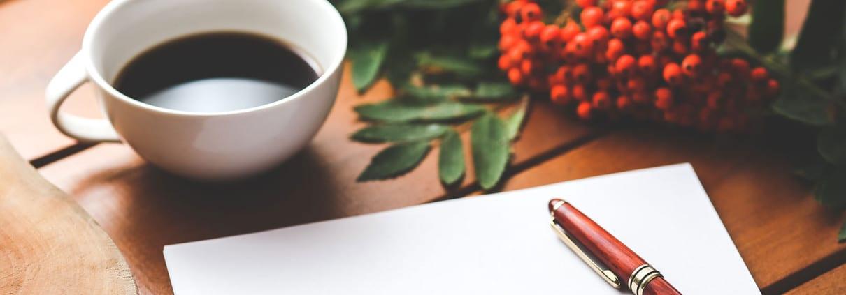 Koffie-en-Pen